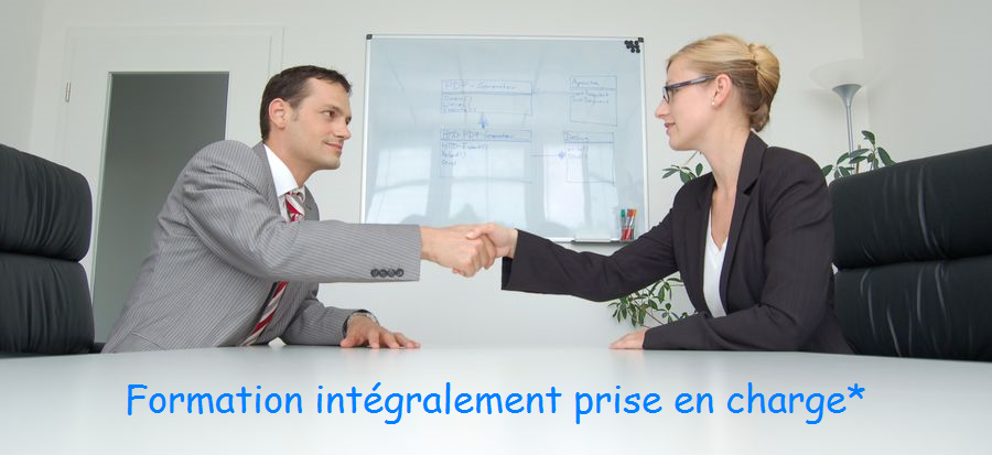 formation integralement prise en charge